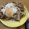 Ishidayayakisobaten - 料理写真:お皿へ
