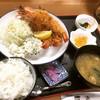 漁 - 料理写真:大エビフライ定食