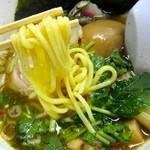 神明 - 太ストレート麺