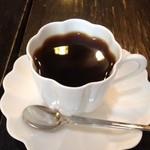 15479559 - セットのコーヒー。これ、ほんと美味しかった!