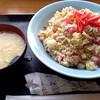 名取屋 - 料理写真:チャーハン(大盛り)