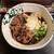 たけうちうどん店 - 料理写真:肉おろしぶっかけ
