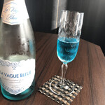 船橋 寿司 天 - 乾杯のスパークリング