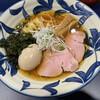 世田谷 磯野 - 料理写真:醤油味たま支那そば