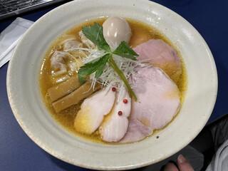 世田谷 磯野 - 淡麗白湯味たまらー麺
