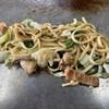 horumonyakiudonichiriki - 料理写真:ホルモン焼うどん