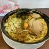 渚 - 料理写真:油そば(¥690)+とくもり(¥40)