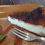コップン カフェ - バスクチーズケーキ