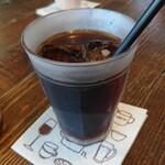 コップン カフェ - 水出しアイスコーヒー