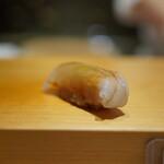 高柿の鮨 - 真子鰈