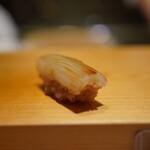 高柿の鮨 - 白烏賊