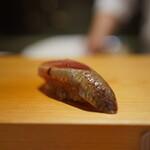 高柿の鮨 - 鰯