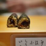 高柿の鮨 - 干瓢巻