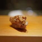 高柿の鮨 - 北寄貝