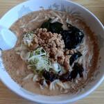 久太 - 冷たいタンタン麺(900円也) ちと辛みが足りなかったなぁ~