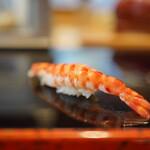 喜寿司 - 車海老