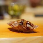 鮨 すが弥 - 煮蛤