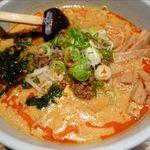 ぱる亭 - ゴマタンタン麺