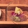 ハタナカ - 料理写真:アミューズとスープ
