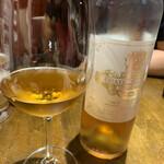 エスターテ 自然派ワインが中心のイタリアン - デザートワイン