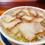 154813267 - チャーシュー麺