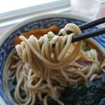 田上 - 麺リフト