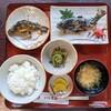 ます園 文助 - 料理写真:焼きます定食 1,320円