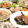 クロープクルア - 料理写真:パーティーメニューはおしゃれに♪