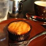 タウンスクエア コーヒー ロースターズ - カップケーキ