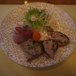 プルミエ - 前菜