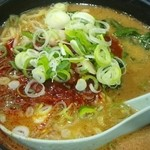 韓国ラーメン 明洞 - 明洞ラーメン(味噌) 730円