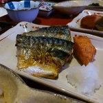 15483821 - 日替わり定食¥880(塩鯖)