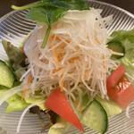 Daininguyoshi - 野菜サラダ