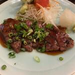 Daininguyoshi - 牛の網焼き