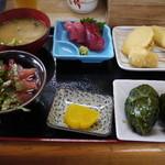 めはり寿司 二代目 - 二代目定食