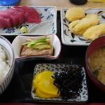 めはり寿司 二代目 - まぐろ定食