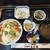 あか垣 - 料理写真:かつ丼定食