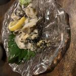 Gyosui - つぶ貝の刺身