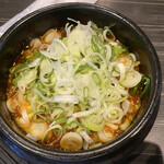 154849051 - 石焼麻婆豆腐