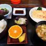 めしや 大福 - おまかせ定食800円