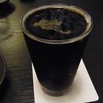 麦酒庵 - オイスタードライスタウトいわて蔵ビール 岩手県 600円/230mlグラス