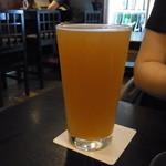 麦酒庵 - アップルホップ ふじ 南信州ビール 長野県 500円/230mlグラス