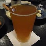 麦酒庵 - 白 shiro コエドビール 埼玉県 600円/230mlグラス