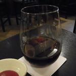 麦酒庵 - スーパーヴィンテージ2011 博石館ビール 岐阜県 700円/100mlグラス