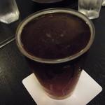 麦酒庵 - アンバーエール 南信州ビール 長野県 500円/230mlグラス