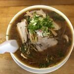 ひろし食堂 - 味噌チャーシュー麺