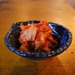牛京 - 白菜キムチ(480円)