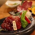 牛京 - ロース芯(1,480円)