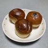 平井製菓 - 料理写真:下田あんパン(小倉餡) ハリスさんの牛乳あんパン ひめ桃あんパン