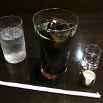 15486795 - 【冷たいコーヒー…650円】♫2012/10